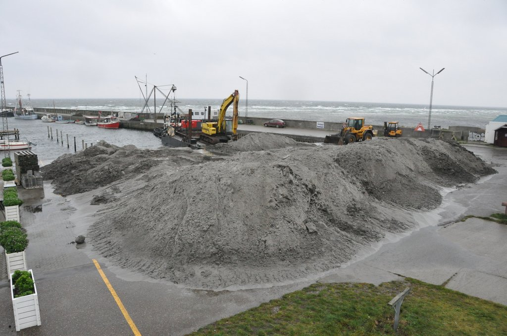 Oprensning af havn